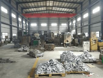 Aluminium Die casting tooling mould Room