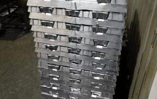 aluminium die casting alloy ingots material ADC12