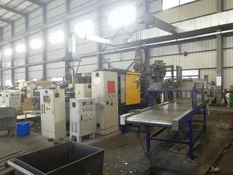 high pressure aluminium die casting techniques