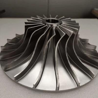 Open Semi-closed Turbo Impeller
